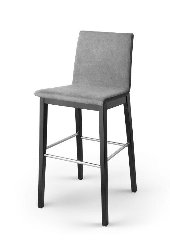 Szürke Dortmund bárszék szék