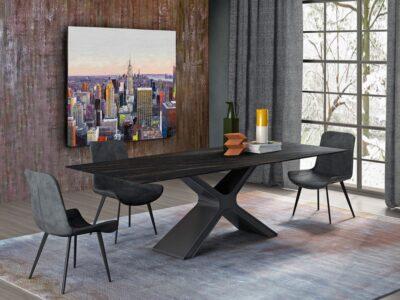 Dock étkezőasztal