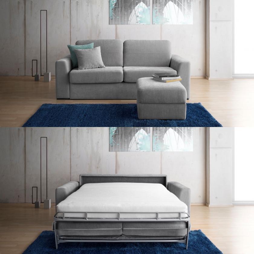 A Bella ágyazható kanapé üzletünkben kipróbálható termék