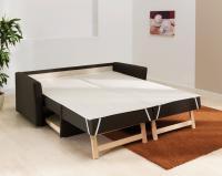 ADA Flexy ággyá alakítható kanapé teljesen nyitott állapotban