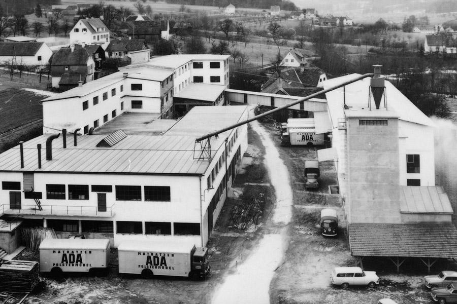 ADA gyár Ausztria régen