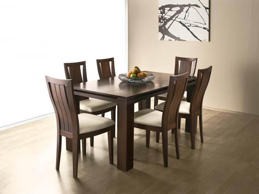 Control nyitható étkezőasztal egyedi termék, nyitható változat mellett fix méretben is van.