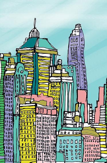 """SVIA GALLERY: """"NEW YORK CITY"""""""