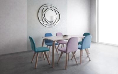Cézár szék, Spider nagyobbítható asztal