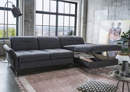 Bronx Comfort kanapé ágyneműtartó funkció