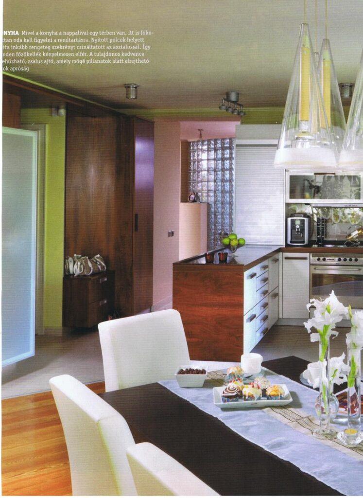 Rio Design - Mutatós Málta szék és elegáns Hool étkezőasztal