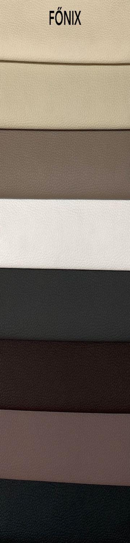 Főnix bútorszövet szín- és anyagminta