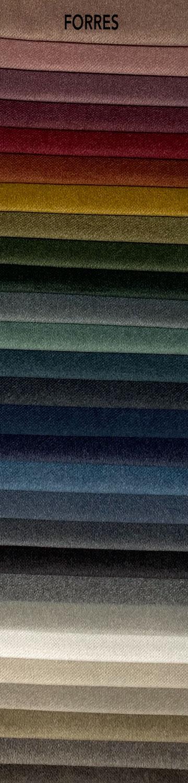 Forres bútorszövet szín- és anyagminta