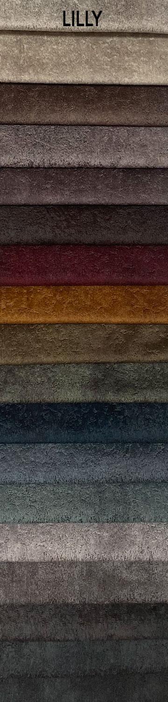 Lilly bútorszövet szín- és anyagminta