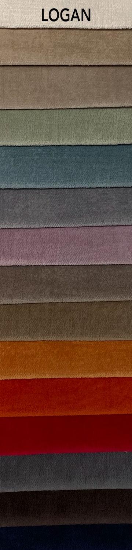 Logan bútorszövet szín- és anyagminta