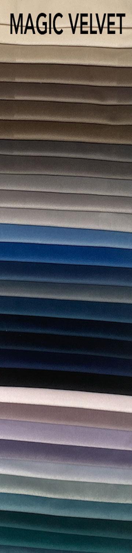 Magic-Velvet bútorszövet szín- és anyagminta