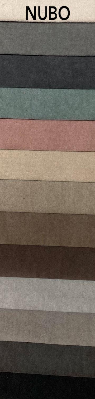 Nubo bútorszövet szín- és anyagminta