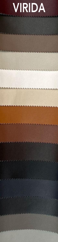 Virida bútorszövet szín- és anyagminta