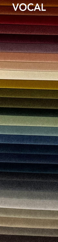 Vocal bútorszövet szín- és anyagminta