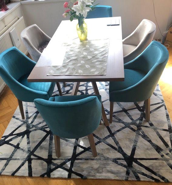 Zanzibár szék Xénia asztal