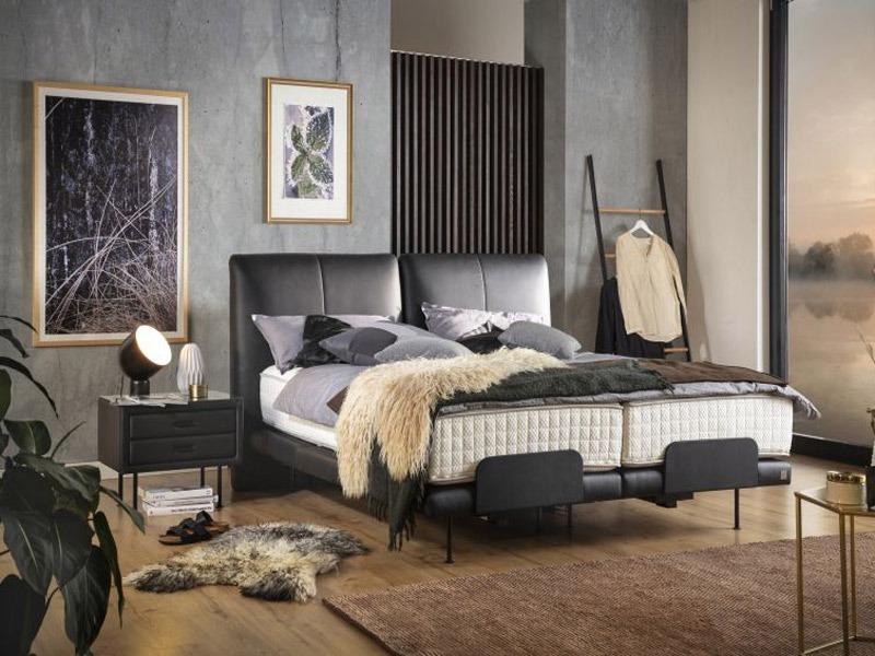 Az ADA Prémium Noomi franciaágy valódi luxusa jó befektetésnek számít, ugyanis sokak szerint a tartóssága élethosszig garantált.