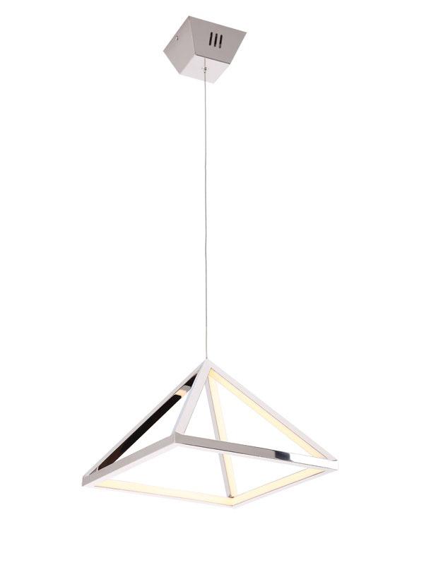 A háromszög alakú LED lámpa időtálló befektetés a technológiája miatt