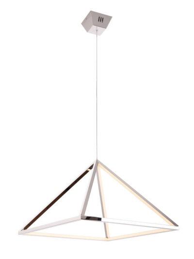 Háromszög alakú LED lámpa