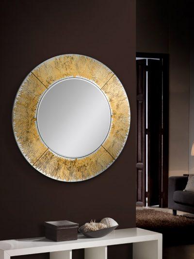 Aurora 593375 aranykeretes tükör