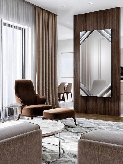 Ondas nagy fali tükör 816137