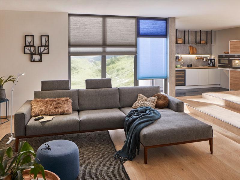 ADA bútortrendek: Prémium Trarvisio ülőgarnitúra - természetes és városi életstílus
