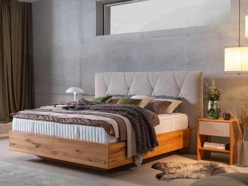 Az ADA Stella Alpina Prémium boxspring ágy tökéletes választás azok számára, akik egy nagyon látványos ágyat szeretnének.