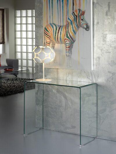 Glass konzolasztal 552431