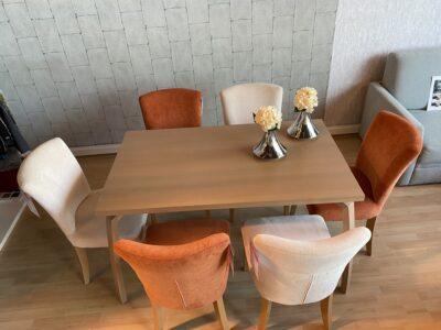 Syb 16 étkező szék szett