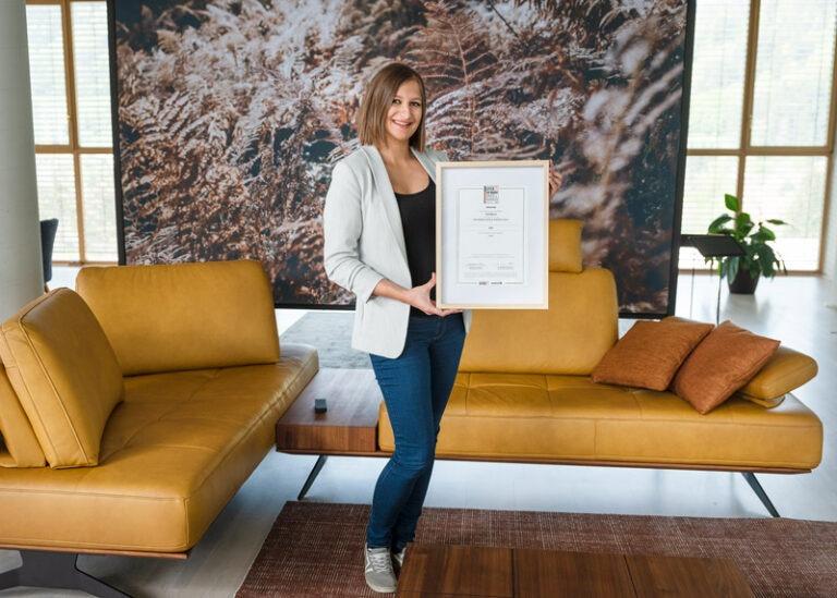 Rangos díj a fenntarthatóságért