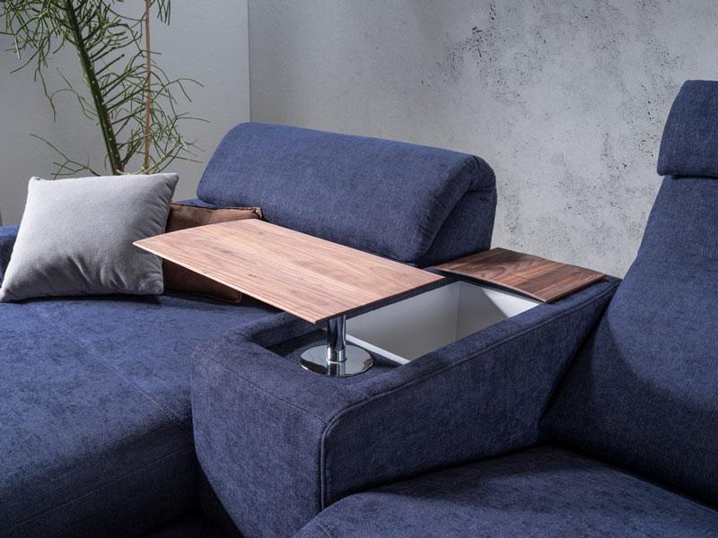 Belsőépítészeti trendek 2021 nyarán - Kék színű ADA bútorok
