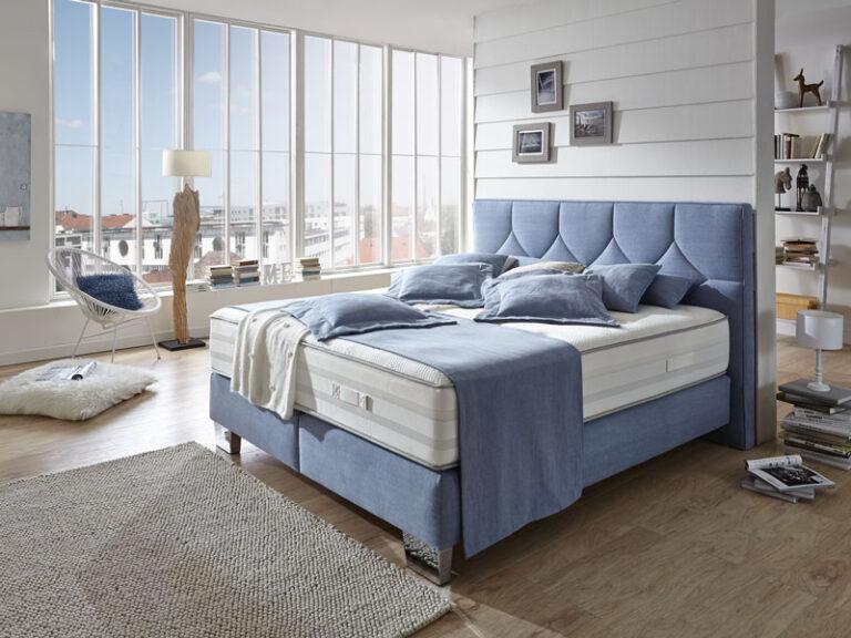 Új luxus kategóriás boxspring ágyak