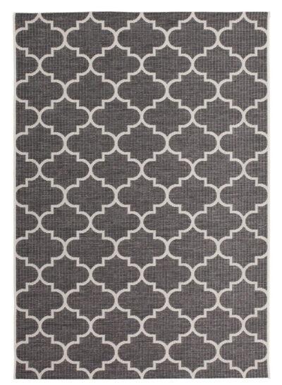 SUNSET SUS 604 szürke szőnyeg marokkói mintával